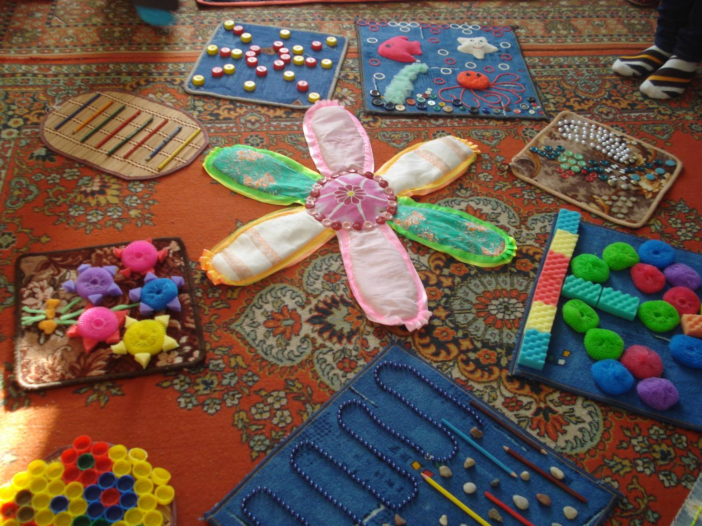 Массажные коврики своими руками для детского сада. Как сделать массажный